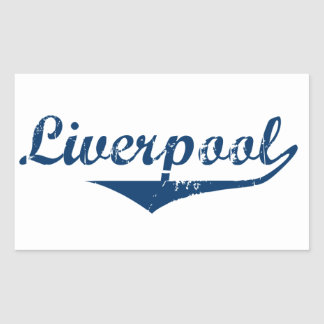 Adesivo Retangular Liverpool