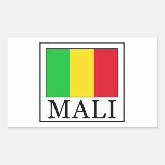 Adesivo Retangular Mali