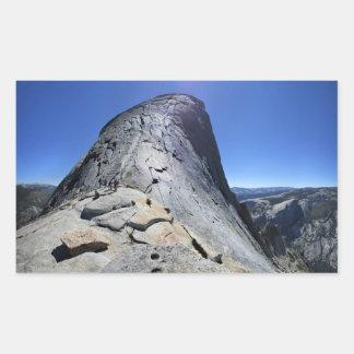 Adesivo Retangular Meia abóbada da base dos cabos - Yosemite
