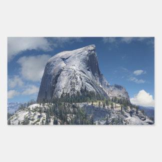 Adesivo Retangular Meia abóbada do norte - Yosemite