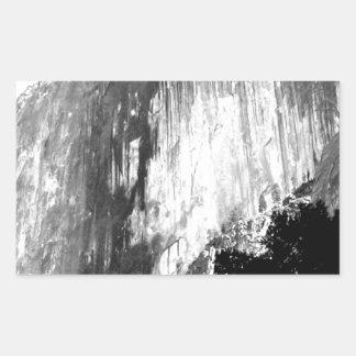 Adesivo Retangular MEIA ABÓBADA - Yosemite