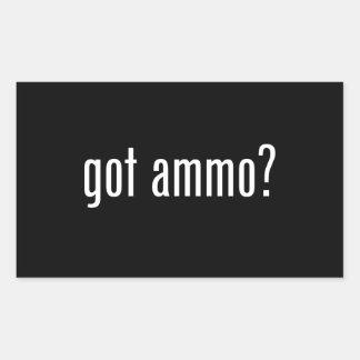 Adesivo Retangular munição obtida?
