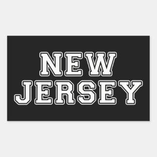 Adesivo Retangular New-jersey