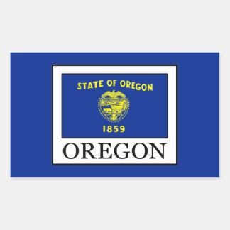 Adesivo Retangular Oregon