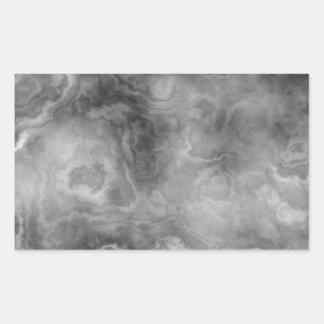 Adesivo Retangular Superfície de mármore