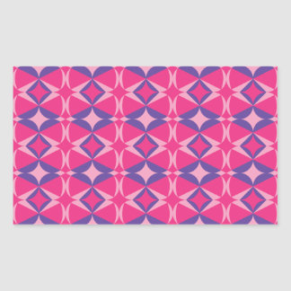 Adesivo Retangular toalha fluorescente da mesa