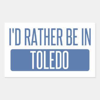 Adesivo Retangular Toledo