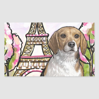 Adesivo Retangular torre Eiffel Paris do lebreiro