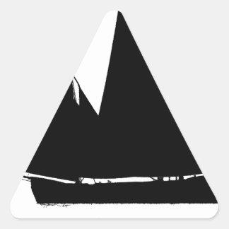 Adesivo Triangular 1885 Nickey Manx - fernandes tony
