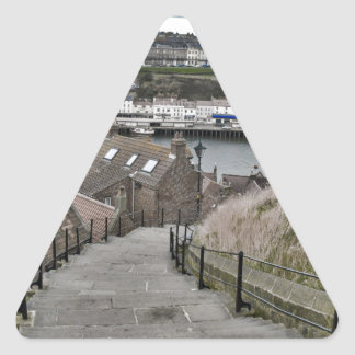 Adesivo Triangular 199 etapas Whitby