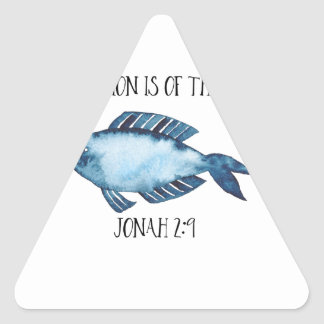 Adesivo Triangular 2:9 de Jonah