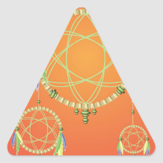 Adesivo Triangular 74Dream Catcher_rasterized