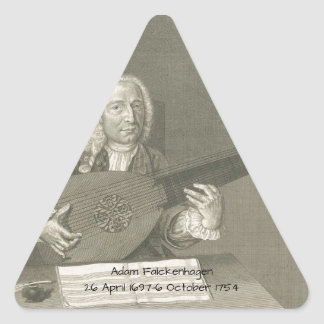 Adesivo Triangular Adam Falckenhagen