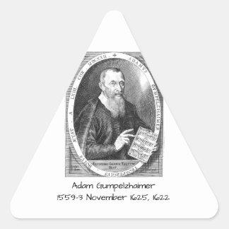 Adesivo Triangular Adam Gumpelzhaimer