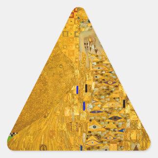 Adesivo Triangular Adele Bloch Bauer