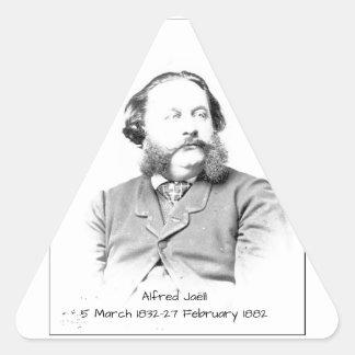 Adesivo Triangular Alfred Jaell