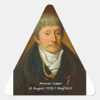 Adesivo Triangular Antonio Salieri