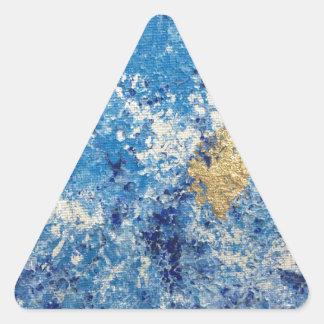 Adesivo Triangular Arte por Cleopatra