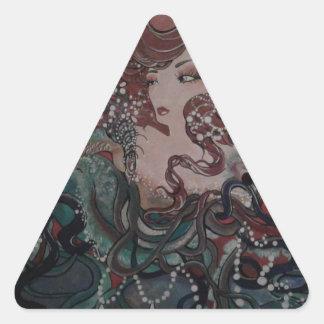 Adesivo Triangular Asas de VeronicaWeaverakaVons do destino