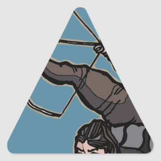 Adesivo Triangular AsianFeetArcher