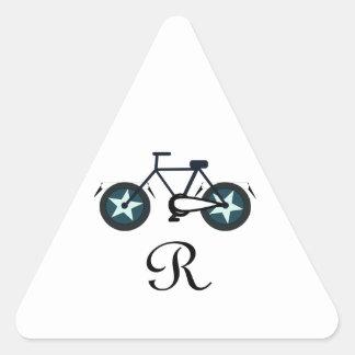 Adesivo Triangular becycler