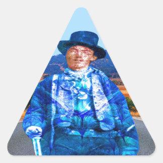 Adesivo Triangular Billy o miúdo