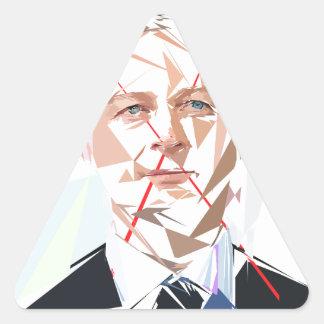 Adesivo Triangular Bruno Lemaire