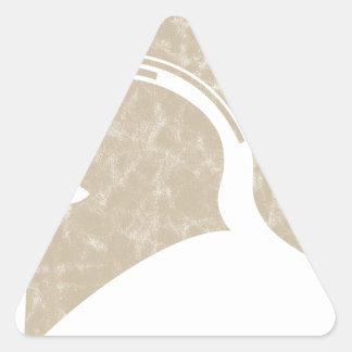 Adesivo Triangular capacete