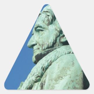 Adesivo Triangular Carl Friedrich Gauß (gauss), Bransvique