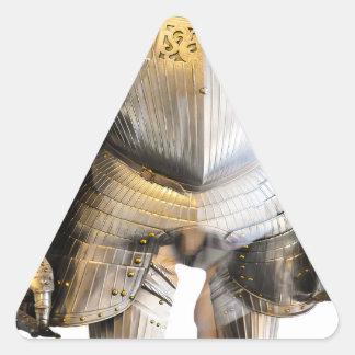 Adesivo Triangular Cavaleiro #2
