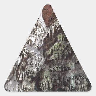 Adesivo Triangular Cavernas de Gibraltar
