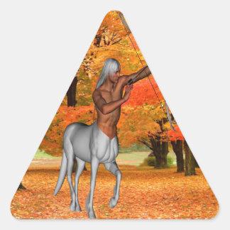 Adesivo Triangular Centauro