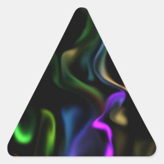 Adesivo Triangular Cetim elétrico