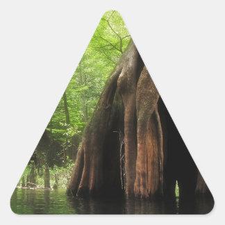 Adesivo Triangular Cypress oco maciço