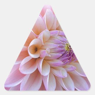 Adesivo Triangular Dália Hued Pastel