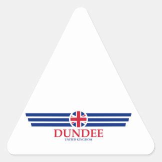 Adesivo Triangular Dundee