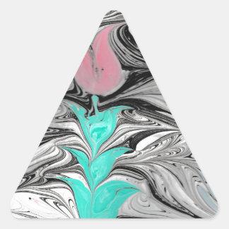 Adesivo Triangular Ebru