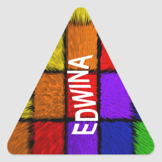ADESIVO TRIANGULAR EDWINA