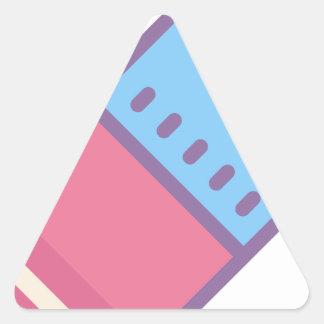 Adesivo Triangular Eliminador