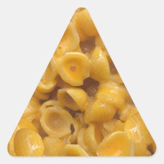 Adesivo Triangular escudos e queijo