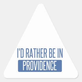 Adesivo Triangular Eu preferencialmente estaria no providência