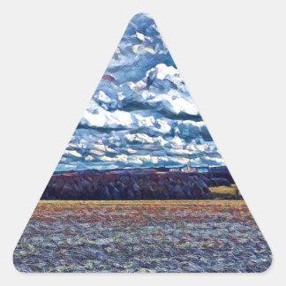 Adesivo Triangular Fazenda dos archie