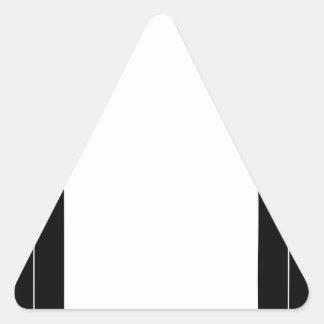 Adesivo Triangular Fones de ouvido