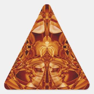 Adesivo Triangular Fumo estranho (1).JPG