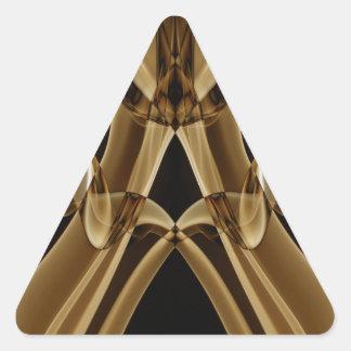 Adesivo Triangular Fumo estranho (36) .JPG