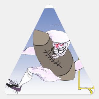Adesivo Triangular Grelha - o nascer produziu fernandes orgulhosos,