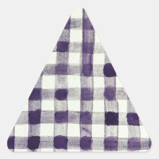 Adesivo Triangular Guingão