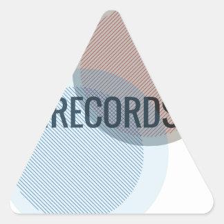 Adesivo Triangular H EDZUNI: bradshaw de louise