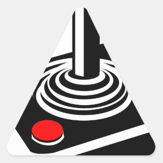 Adesivo Triangular Manche