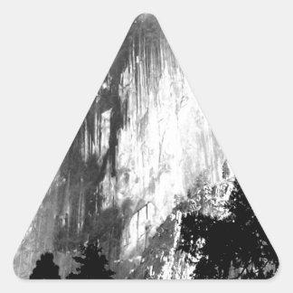 Adesivo Triangular MEIA ABÓBADA - Yosemite